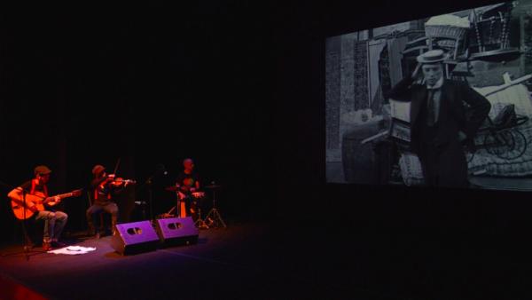 El cine mudo tendrá su banda sonora en ivivo