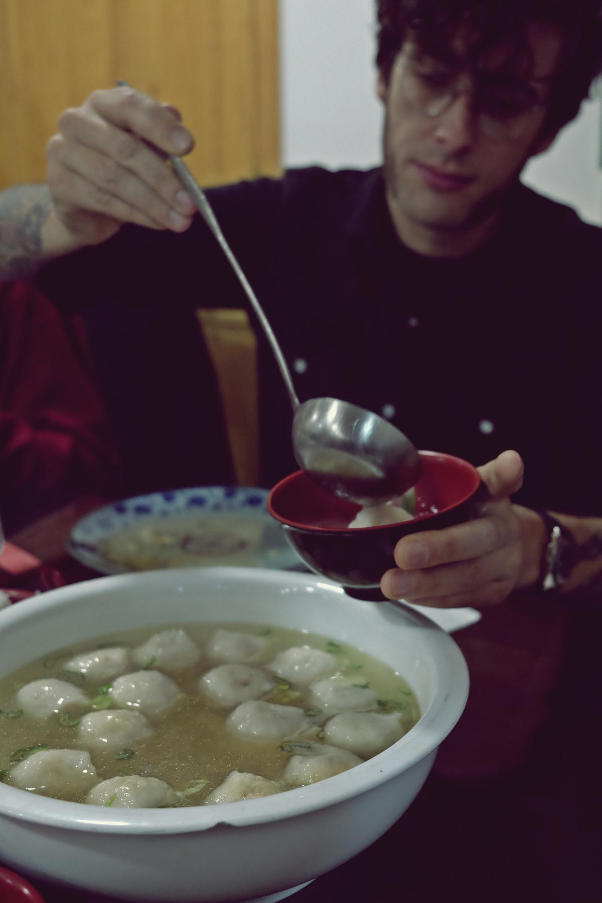 Don Rogelio J y la famosa sopa