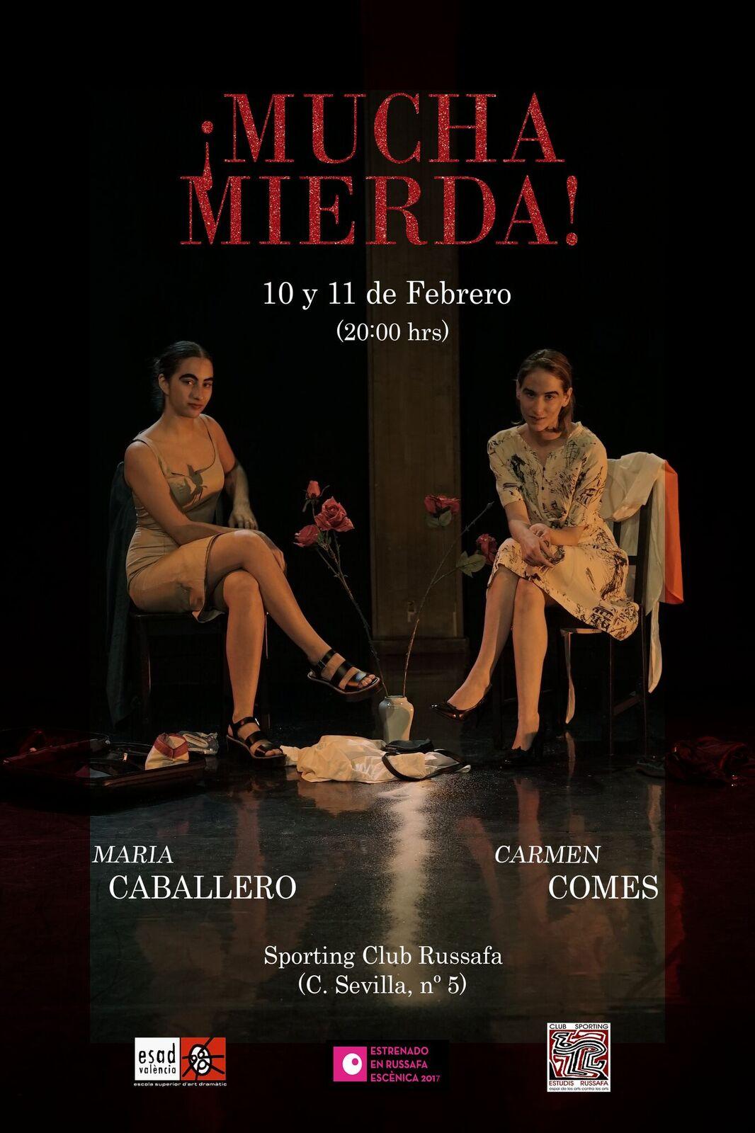 Cartel oficial ¡Mucha Mierda!_preview