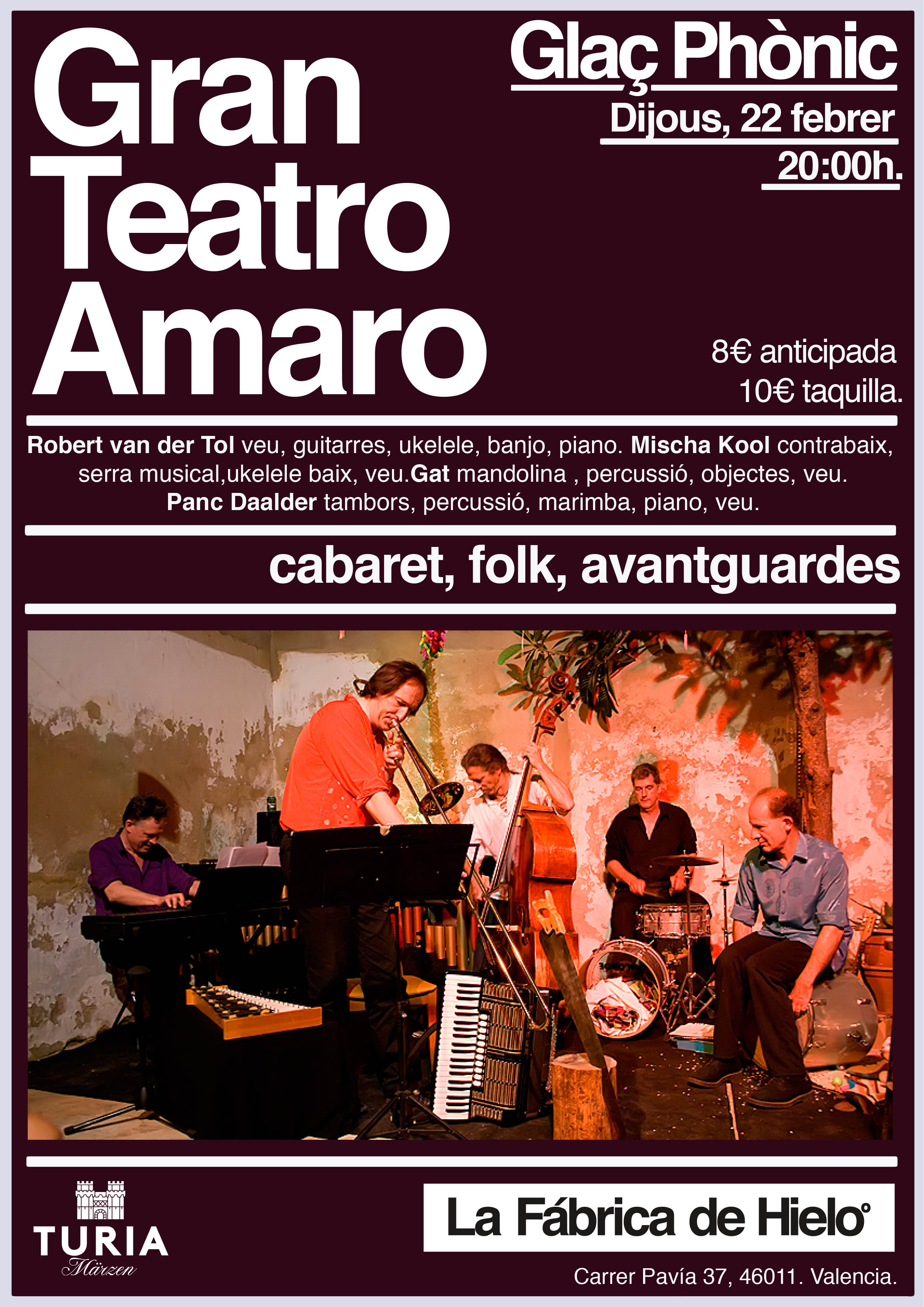 Gran Teatro Amaro.lecoolvalencia