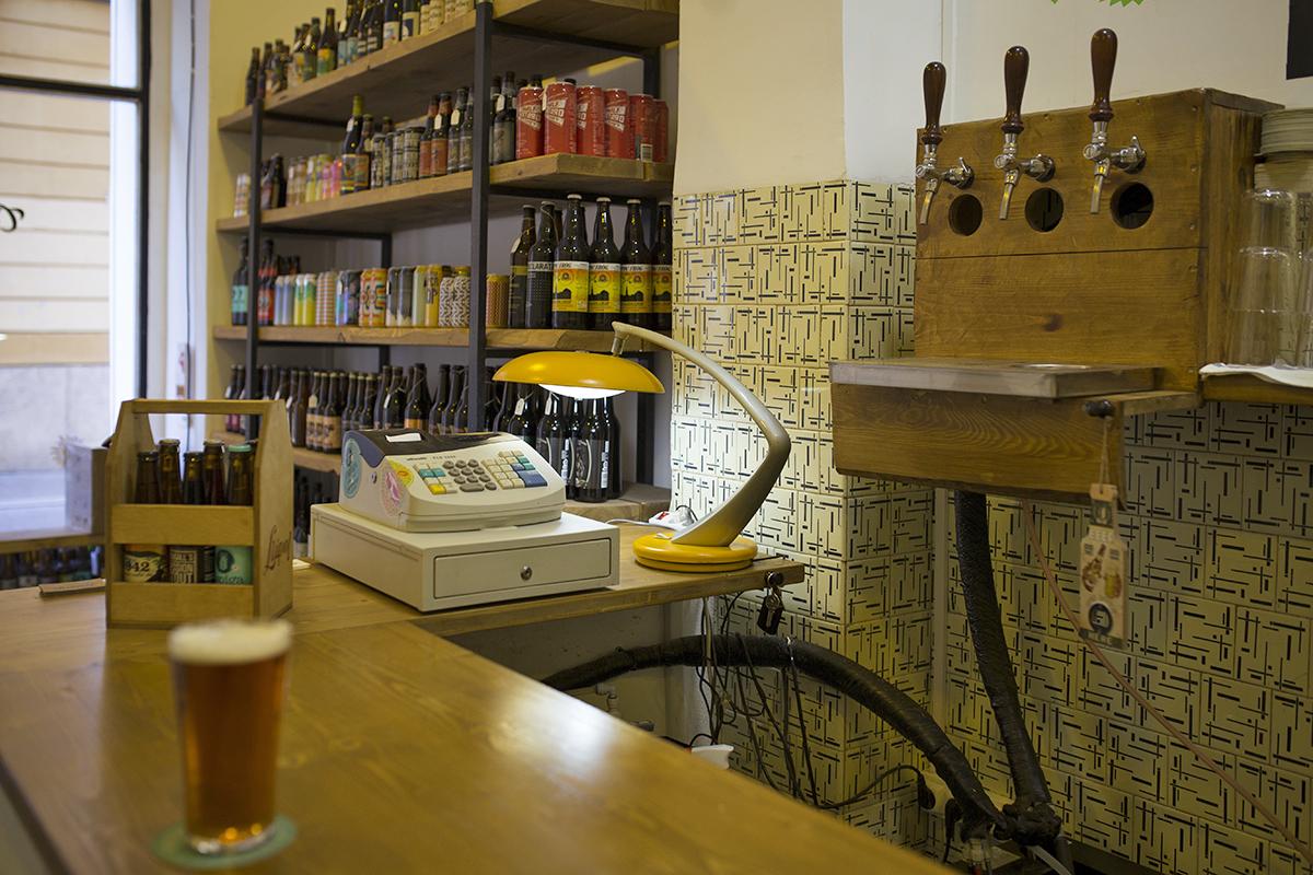 Viva la birra. Foto. Foll