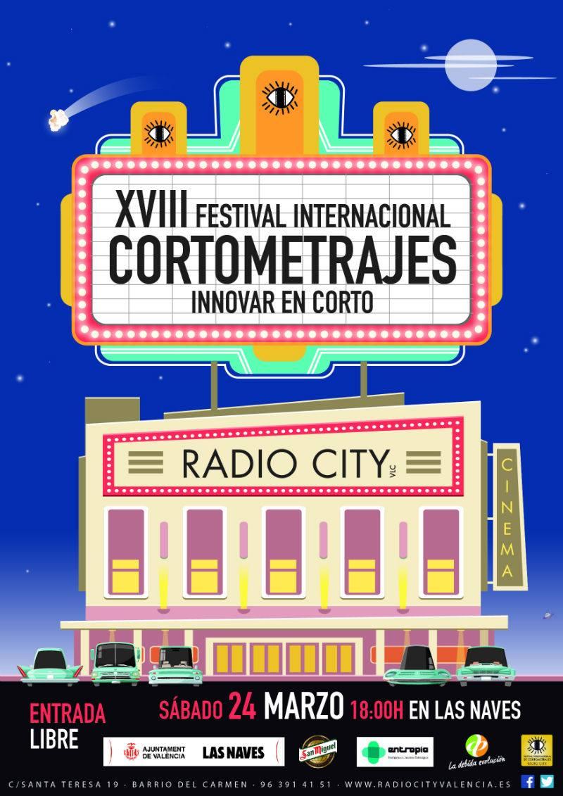 Festival 28 Radio City.lecoolvalencia