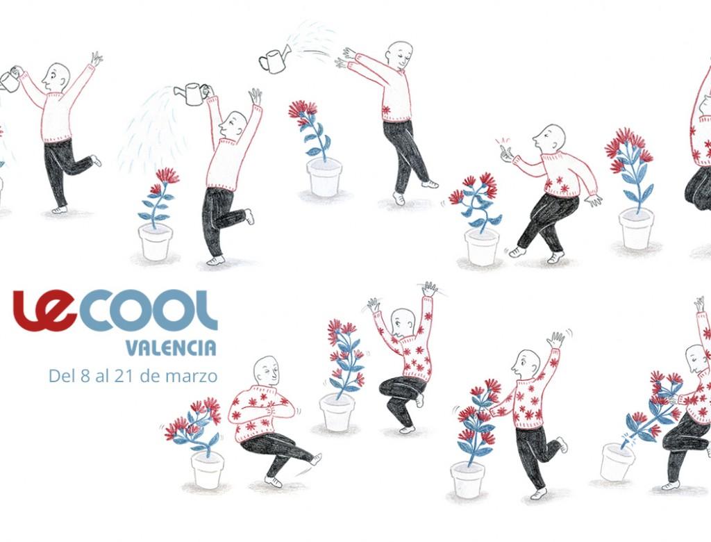 Portada Mar Villar Le Cool Valencia 8 - 14 mar 2018