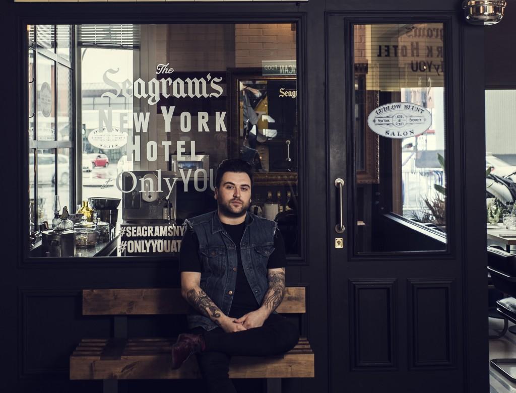 Ludlow Blunt, la barbershop para cinéfilos y trendsetters