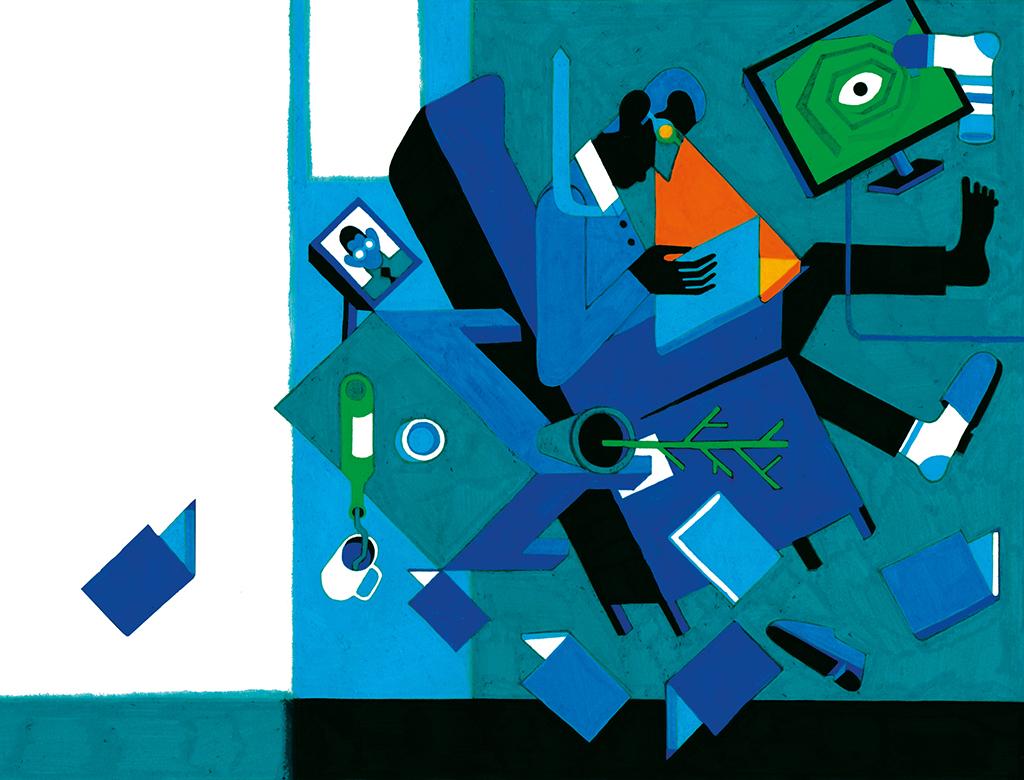 Azul Intenso.lecoolvalencia