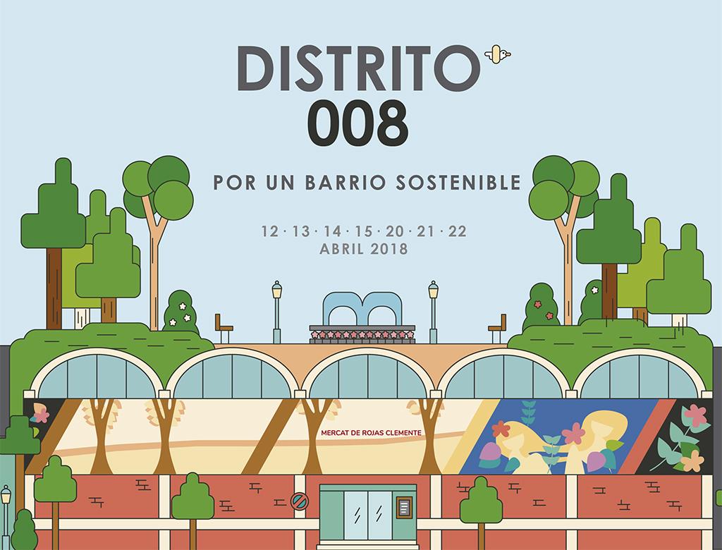 Distrito 008 2018.lecoolvalencia