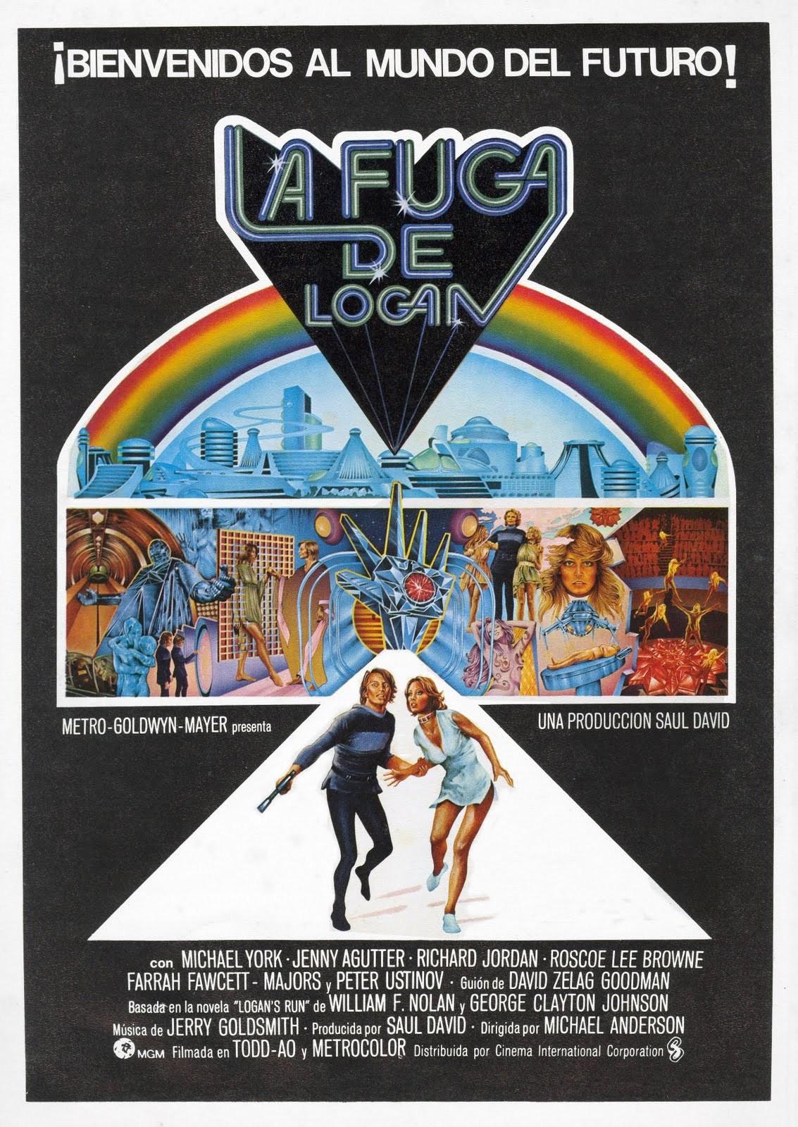 La fuga de Logan cartel.lecoolvalencia