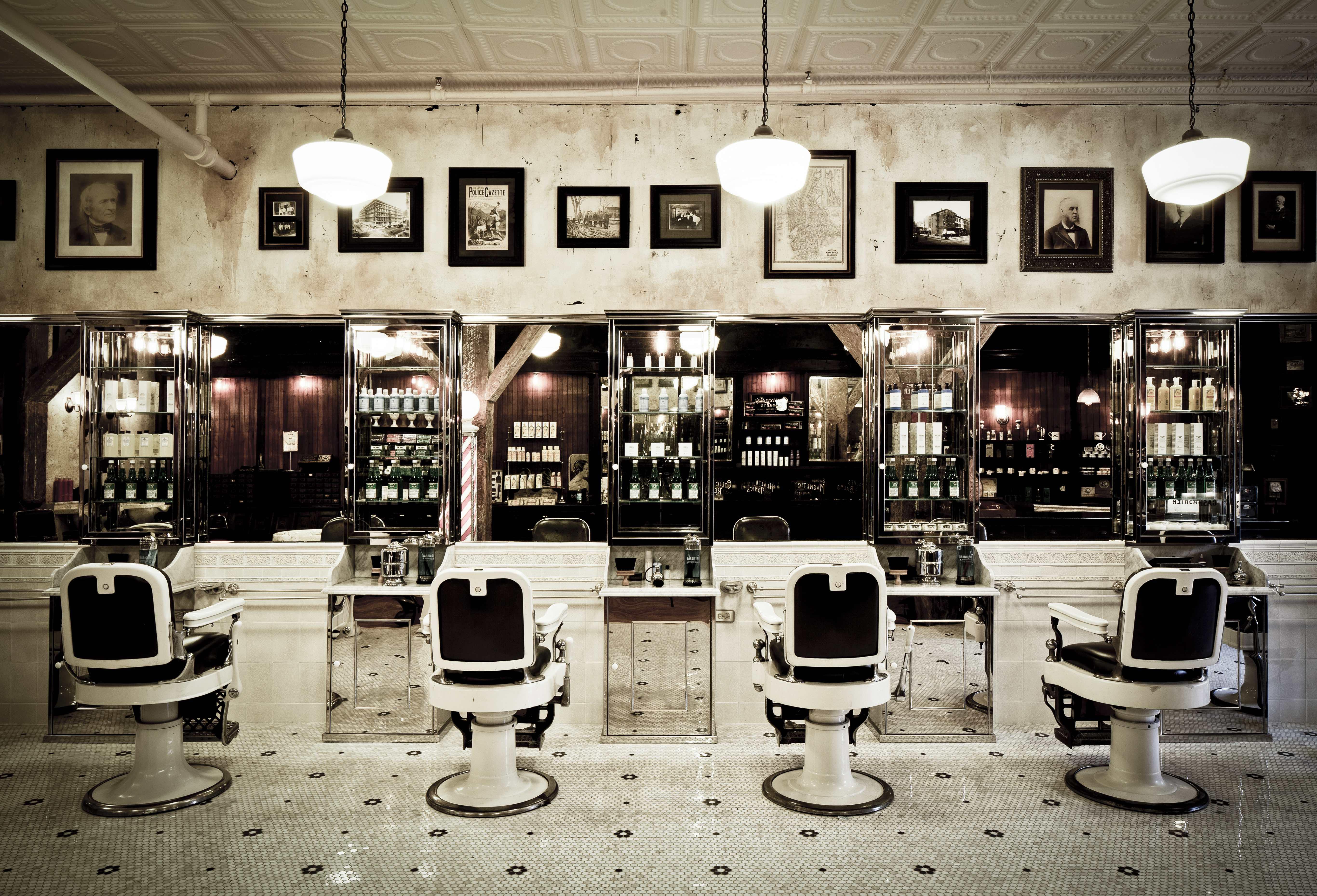De Brooklyn a Valencia, una de las barberías más cinematográficas de NY