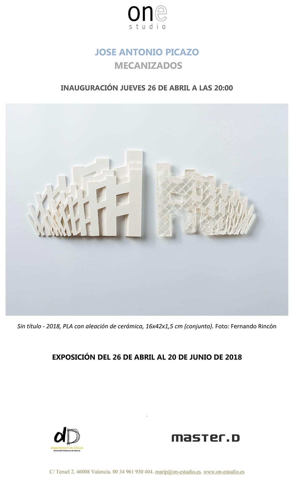 INVITACION JOSE ANTONIO PICAZO