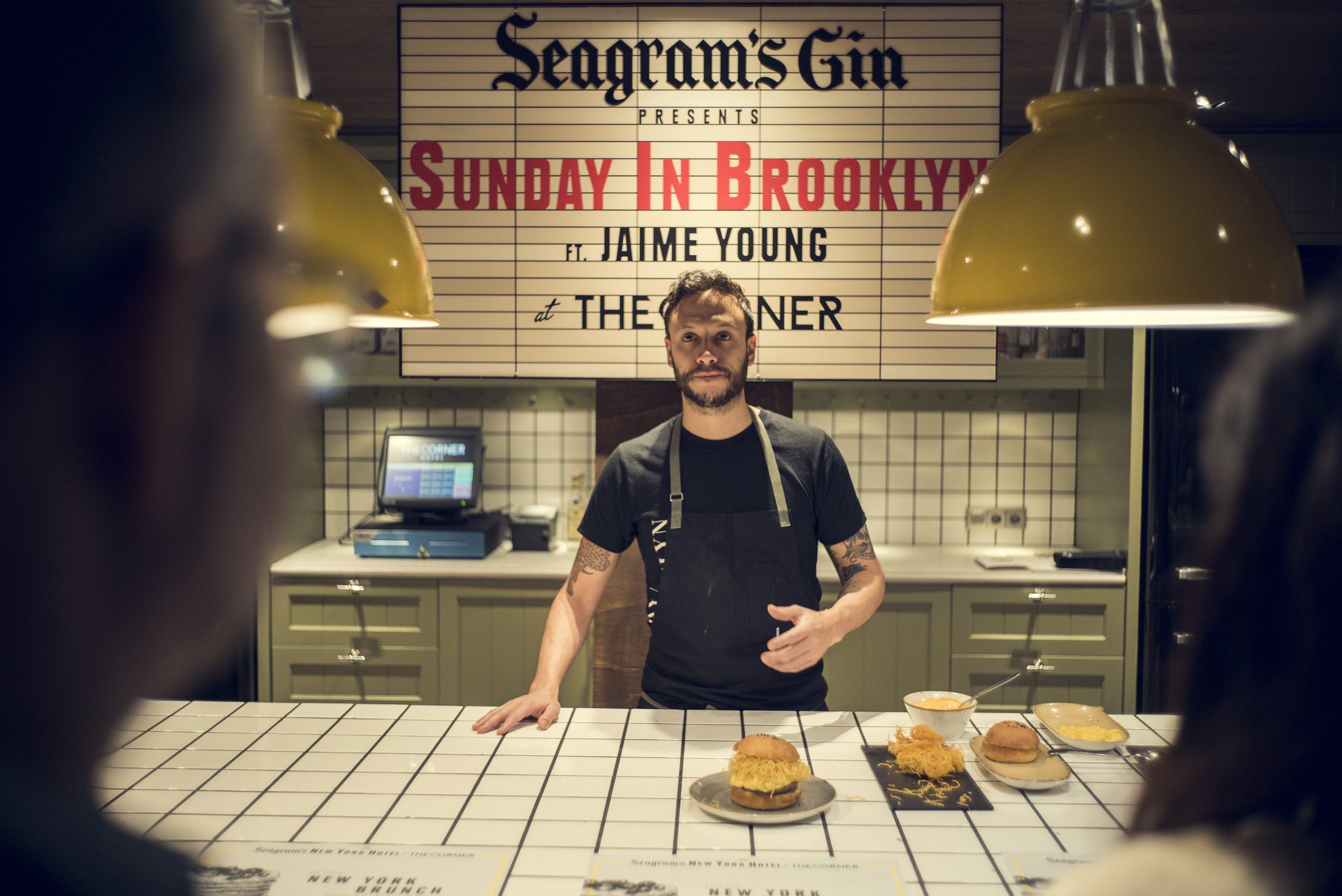 No te pierdas las exquisitas cenas que ofrecerá el chef y fundador de Sunday in Brooklyn