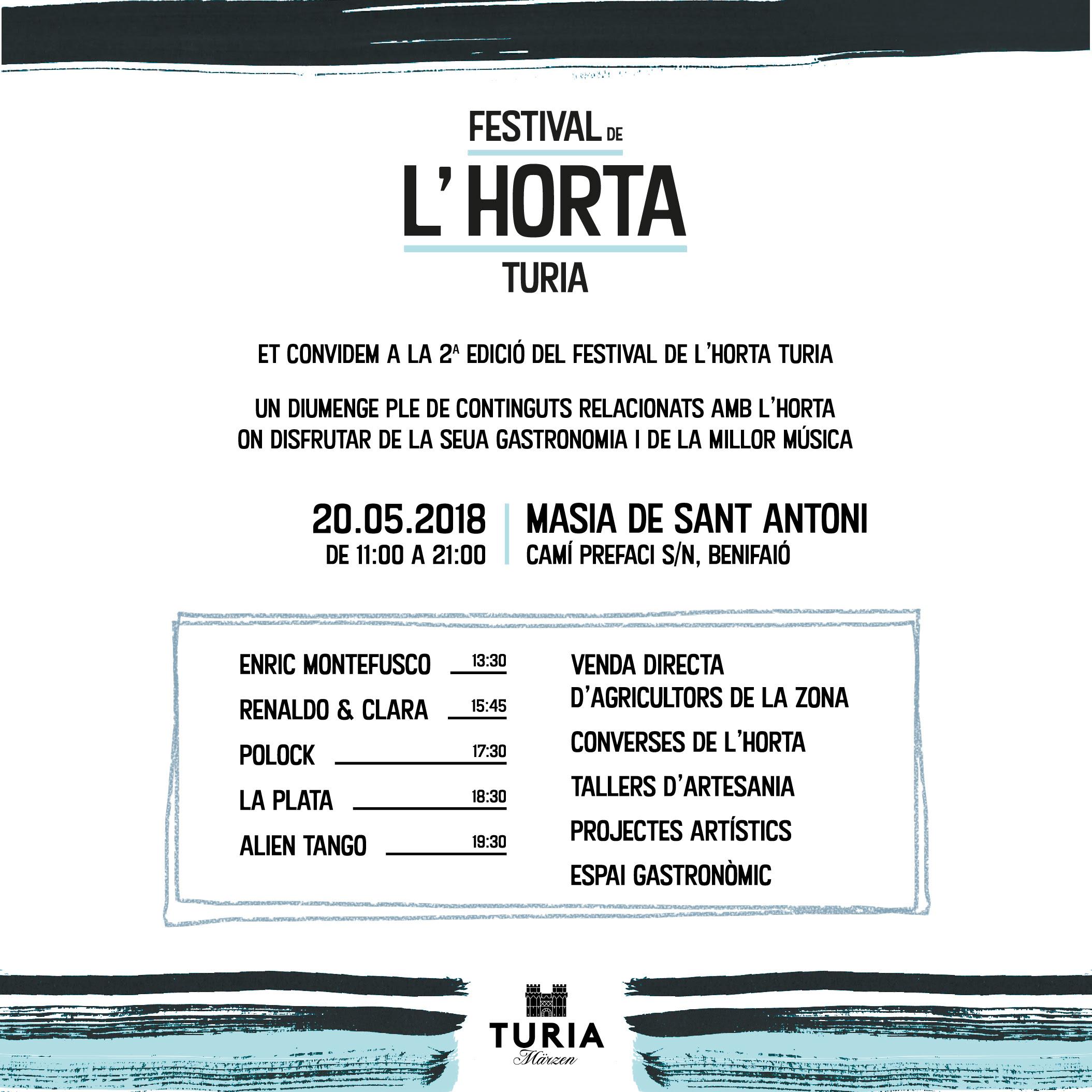 Festival de l'horta Turia PGM.lecoolvalencia