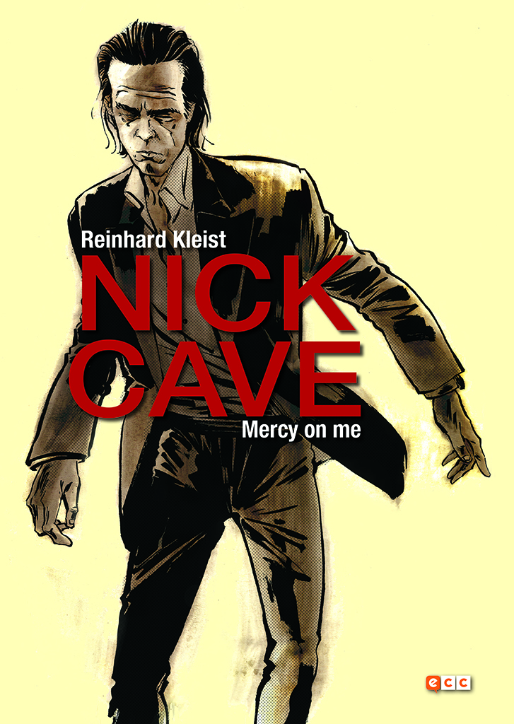Nick Cave Mercy On me portada.lecoolvalencia