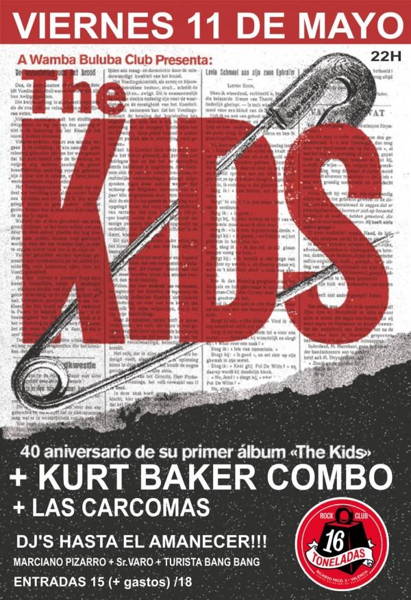The Kids cartel.lecoolvalencia