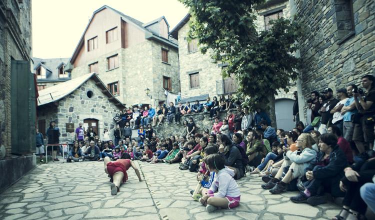 El Valle de Tena y sus pueblos serán el escenario de varias actividades de Pirineos Sur