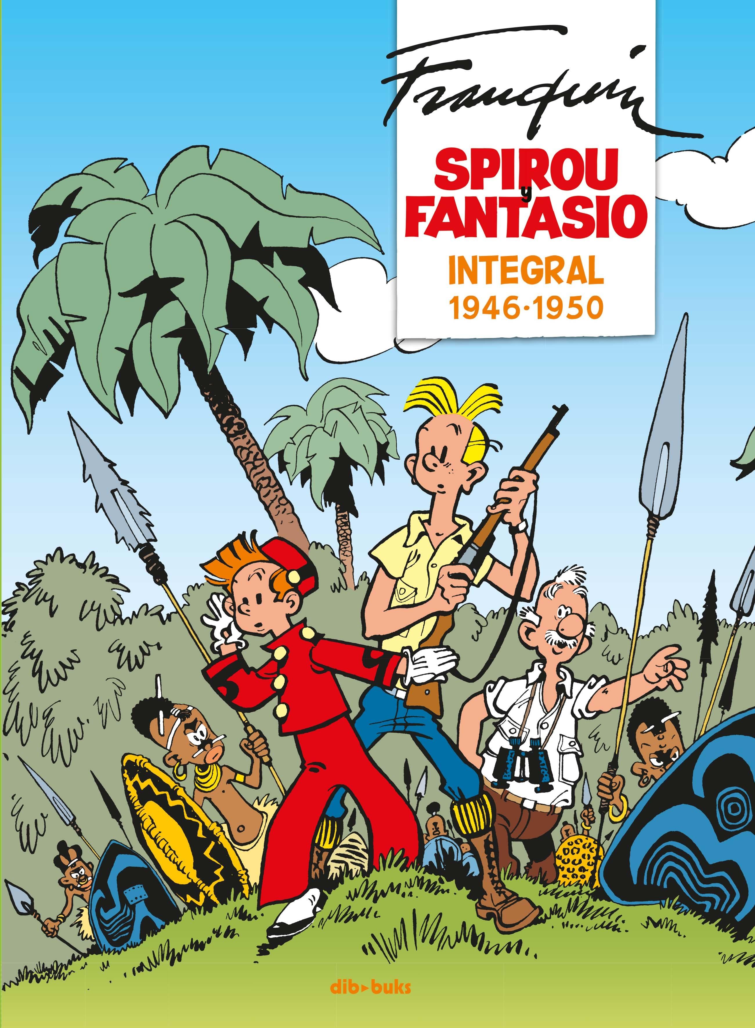 cubierta-spirou-integral Franquin-1_28ag.indd